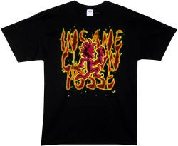 Image Closeup for Insane Clown Posse Hatchetman T-Shirt