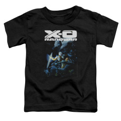 Image for X-O Manowar Toddler T-Shirt - By the Sword