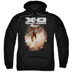 Image for X-O Manowar Hoodie - Lightning Sword