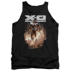 Image for X-O Manowar Tank Top - Lightning Sword