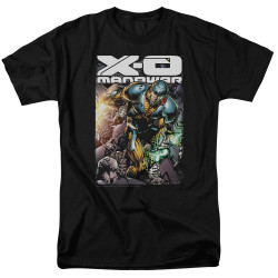 Image for X-O Manowar T-Shirt - Pit