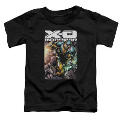 Image for X-O Manowar Toddler T-Shirt - Pit