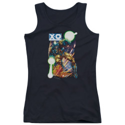 Image for X-O Manowar Girls Tank Top - Vintage XO