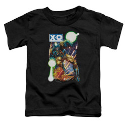 Image for X-O Manowar Toddler T-Shirt - Vintage XO