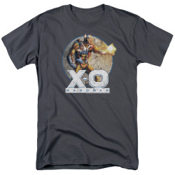 Image for X-O Manowar T-Shirt - Vintage Manowar