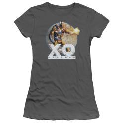 Image for X-O Manowar Girls T-Shirt - Vintage Manowar