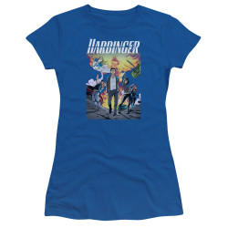 Image for Harbinger Girls T-Shirt - Foot Forward