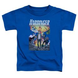 Image for Harbinger Toddler T-Shirt - Foot Forward