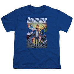 Image for Harbinger Youth T-Shirt - Foot Forward