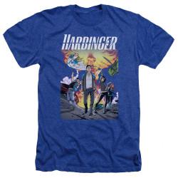 Image for Harbinger Heather T-Shirt - Foot Forward