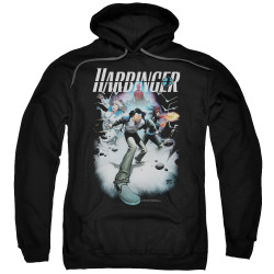 Image for Harbinger Hoodie - Flame Eyes