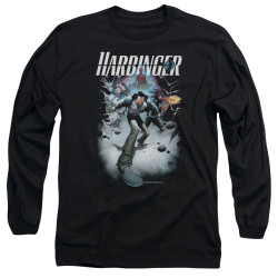 Image for Harbinger Long Sleeve Shirt - Flame Eyes