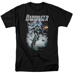 Image for Harbinger T-Shirt - Flame Eyes
