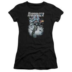 Image for Harbinger Girls T-Shirt - Flame Eyes