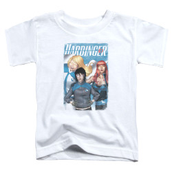 Image for Harbinger Toddler T-Shirt - Gals