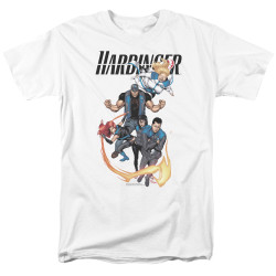 Image for Harbinger T-Shirt - Vertical Team