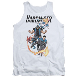 Image for Harbinger Tank Top - Vertical Team