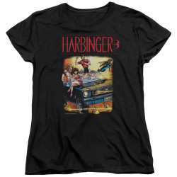 Image for Harbinger Womans T-Shirt - Vintage