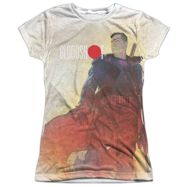 Image for Bloodshot Girls Sublimated T-Shirt - War