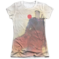 Image Closeup for Bloodshot Girls Sublimated T-Shirt - War