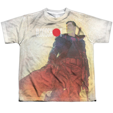 Image for Bloodshot Sublimated Youth T-Shirt - War