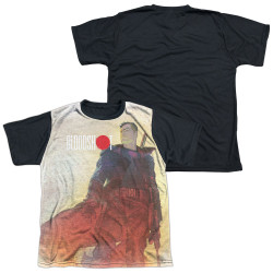Image Closeup for Bloodshot Sublimated Youth T-Shirt - War