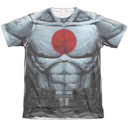 Image detail for Bloodshot Sublimated T-Shirt - Shirtless