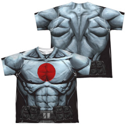 Image Closeup for Bloodshot Sublimated Youth T-Shirt - Shirtless