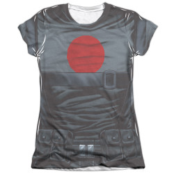 Image detail for Bloodshot Girls Sublimated T-Shirt - Costume