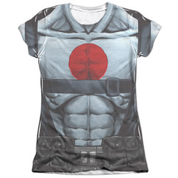 Image detail for Bloodshot Girls Sublimated T-Shirt - Shirtless Straps