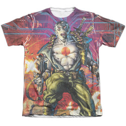 Image detail for Bloodshot Sublimated T-Shirt - Cyber War