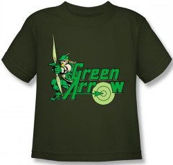 Image for Green Arrow Kid's T-Shirt