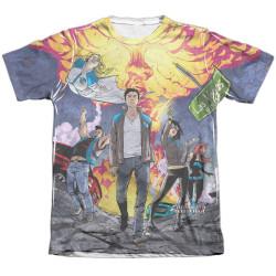 Image detail for Harbinger Sublimated T-Shirt - Las Vegas 10 Miles