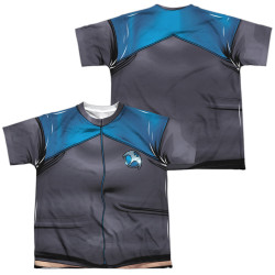 Image Closeup for Harbinger Sublimated Youth T-Shirt - Kris Hathaway Uniform