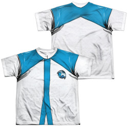 Image Closeup for Harbinger Sublimated Youth T-Shirt - Zephyr Uniform