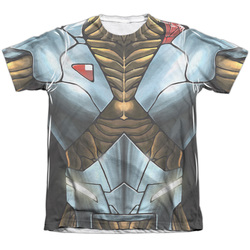 Image detail for X-O Manowar Sublimated T-Shirt - Armor