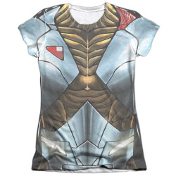 Image detail for X-O Manowar Girls Sublimated T-Shirt - Armor