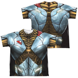 Image Closeup for X-O Manowar Sublimated Youth T-Shirt - Armor