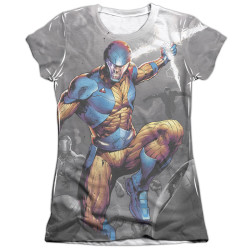 Image detail for X-O Manowar Girls Sublimated T-Shirt - Warmonger