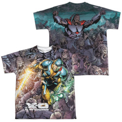 X-O Manowar Sublimated Youth T-Shirt - Surrounded
