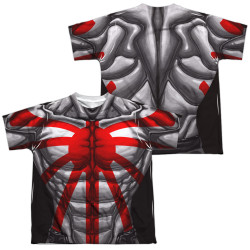 Image Closeup for Valiant Sublimated Youth T-Shirt - Rai Costume