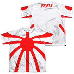 Image Closeup for Valiant Sublimated Youth T-Shirt - Rai Basic Costume