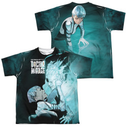 Image Closeup for Valiant Sublimated Youth T-Shirt - Doctor Mirage Connecting