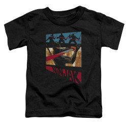 Image for Ninjak Toddler T-Shirt - Panel