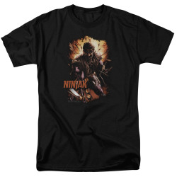 Image for Ninjak T-Shirt - Fiery