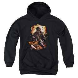 Image for Ninjak Youth Hoodie - Fiery