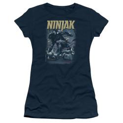 Image for Ninjak Girls T-Shirt - Rainy Night