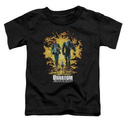 Image for Quantum and Woody Toddler T-Shirt - Explosion