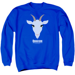 Image for Quantum and Woody Crewneck - Goat Head