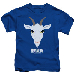 Image for Quantum and Woody Kids T-Shirt - Goat Head